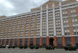 Выставка в Голицынском Погранинституте ФСБ РФ